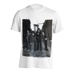 T-Shirt Kiss New York City Band ( white )
