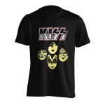T-Shirt Kiss If it's too Loud..........
