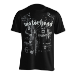 T-Shirt Motörhead Leather Jacket