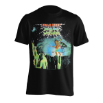 T-Shirt Uriah Heep Demons and Wizards ( navy )