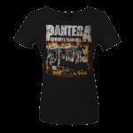 Girlie Shirt Pantera Cowboys from Hell