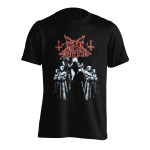 T-Shirt Dark Funeral Shadow Monks