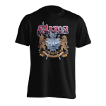 T-Shirt Saxon 40 Years of British Heavy Metal