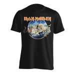 T-Shirt Iron Maiden Wasted Years