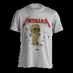 T-Shirt Metallica One ( white )