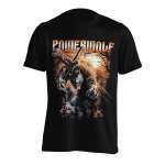 T-Shirt Powerwolf Metal is Religion