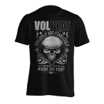 T-Shirt Volbeat Wrong and Right