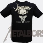 T-Shirt Venom Black Metal M