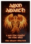 Flagge Amon Amarth Eagle in the Sky