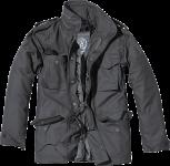 Brandit M-65 Feldjacket Classic schwarz