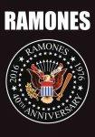 Flagge Ramones 40th Anniversary