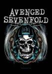 Flagge Avenged Sevenfold Holy Reaper