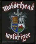 kleiner Aufnäher Motörhead Motörizer