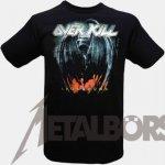 T-Shirt Overkill Ironbound