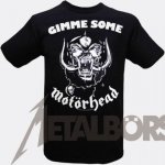 T-Shirt Motörhead Gimme some M