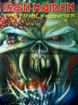 Flagge Iron Maiden The Final Frontier Eddie Face