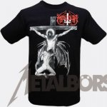 T-Shirt Marduk Christraping Black Metal