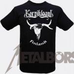 T-Shirt KORPIKLAANI Finland