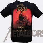 T-Shirt Death The Sound of Perseverance