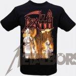 T-Shirt Death Human M