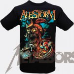 T-Shirt Alestorm Get Drunk or Die