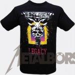 T-Shirt Testament The Legacy Vintage M