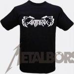 T-Shirt Anthrax Death Hands