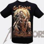 T-Shirt Six Feet Under Zombie