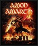 kleiner Aufnäher Amon Amarth Surtur Rising
