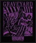 kleiner Aufnäher Graveyard Goliath