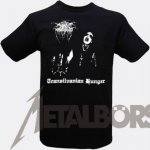 T-Shirt Dark Throne Transylvanian... XL