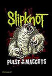 Flagge Slipknot Pulse of the Maggots