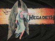 Flagge Megadeth Angel