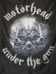 Flagge Motörhead Under the Gun