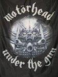 Flagge Motörhead Under the Gun