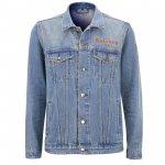 Jeans Jacke Rainbow Rising