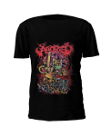 T-Shirt Aborted Catality XL