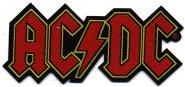 kleiner Aufnäher AC/DC Classic Logo