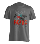 T-Shirt AC/DC Fly on the Wall ( grey )