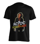 T-Shirt AC/DC Powerage M