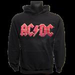 Kapuzenpulli AC/DC Red Logo