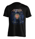 T-Shirt Anthrax For All Kings Cover XL