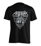 T-Shirt Anthrax Soldier of Metal