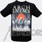T-Shirt Arch Enemy War Eternal Cover M