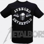 T-Shirt Avenged Sevenfold Classic Bat Logo