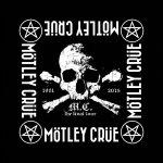 Kopftuch Mötley Crüe The Final Tour