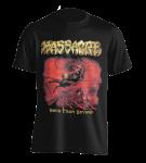 T-Shirt Massacre Back from Beyond M