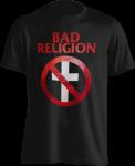 T-Shirt Bad Religion Classic Cross Logo