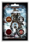 Button Set Amon Amarth Classic Motive