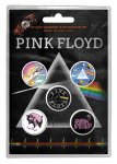 Button Set Pink Floyd